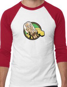 Time Travelers, Series 1 - Doc Brown (Alternate) Men's Baseball ¾ T-Shirt
