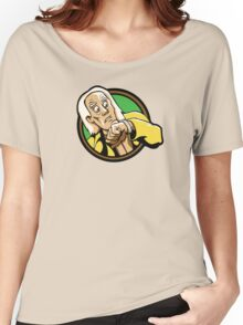 Time Travelers, Series 1 - Doc Brown (Alternate) Women's Relaxed Fit T-Shirt