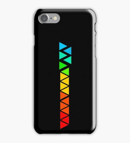 Dee Space Spine Bar - Voices of Gamers iPhone Case/Skin