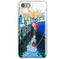 Northwest Cove Lobster fishing iPhone Case/Skin
