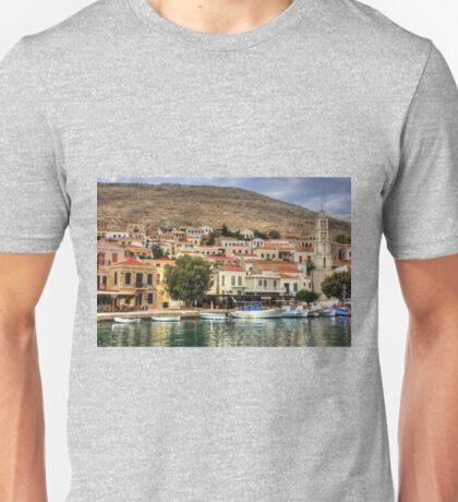 Nimborio Waterfront Unisex T-Shirt