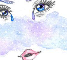 Galaxy Tears Sticker