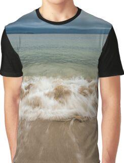 Queenslands beach, Nova Scotia Graphic T-Shirt