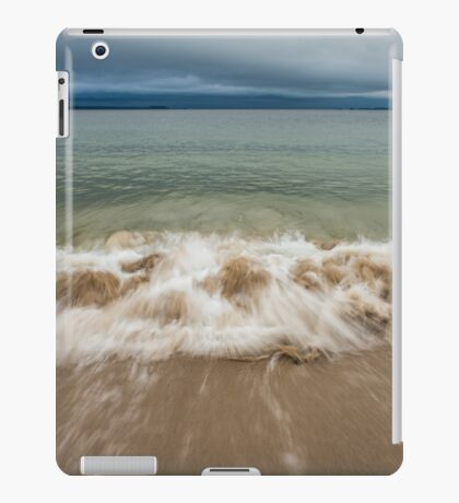Queenslands beach, Nova Scotia iPad Case/Skin