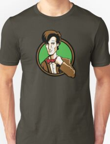 Time Travelers, Series 2 - The 11th Doctor (Alternate) T-Shirt