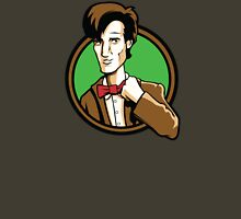 Time Travelers, Series 2 - The 11th Doctor (Alternate) Unisex T-Shirt