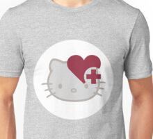 'Hello, Kitty' Favour Icon  Unisex T-Shirt