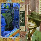 Peepshow 2 Doorway. by Andy Nawroski