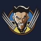 Time Travelers, Series 2 - Wolverine (Alternate) by Daniel Rubinstein