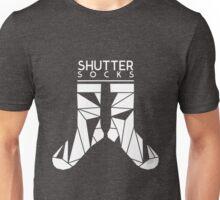 Shutter Socks Logo Unisex T-Shirt