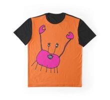 CLARISSA THE CRAB Graphic T-Shirt
