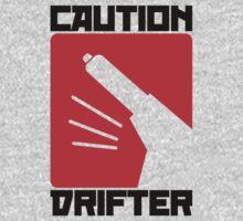 Caution Drifter (5) One Piece - Long Sleeve