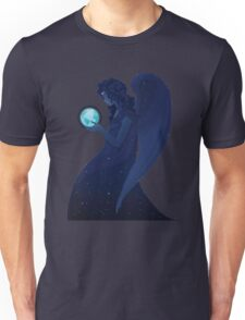 With the earth in the hands Unisex T-Shirt