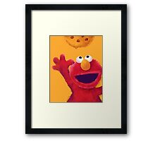 Cookie 2 Framed Print