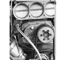Top Fuel in Black and White iPad Case/Skin