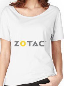 ZOTAC Logo Women's Relaxed Fit T-Shirt