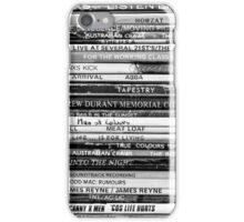 Music is my life iPhone Case/Skin