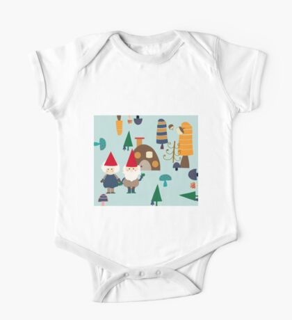 Gnome blue Kids Clothes