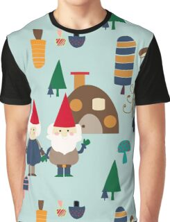 Gnome blue Graphic T-Shirt