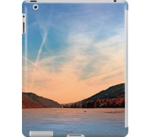 Danube river valley | waterscape photography iPad Case/Skin