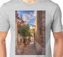 Streets of Halki Unisex T-Shirt