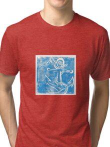 Ahoy  Tri-blend T-Shirt