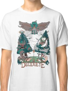 Starter's family: Decidueye Classic T-Shirt