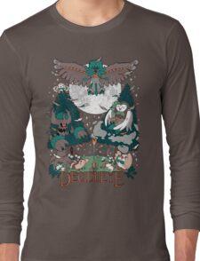 Starter's family: Decidueye Long Sleeve T-Shirt