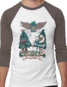 Starter's family: Decidueye Men's Baseball ¾ T-Shirt