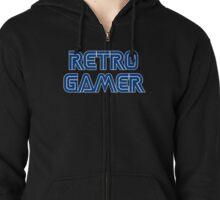Retro Gamer Zipped Hoodie