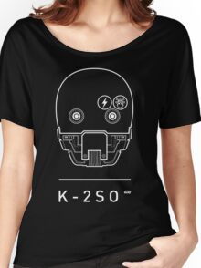 K-2SPHRHD Women's Relaxed Fit T-Shirt