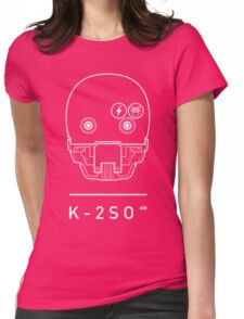 K-2SPHRHD Womens Fitted T-Shirt