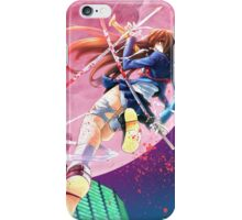 Nanaho - Blooded Moon iPhone Case/Skin
