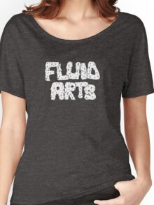 Fluid Arts: The Movie Women's Relaxed Fit T-Shirt