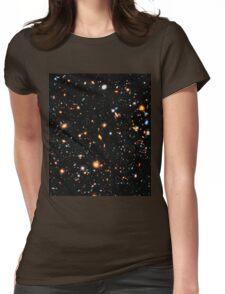 Hubble Ultra Deep Field Womens Fitted T-Shirt