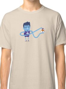 John Stockton Gives the Gift of the Assist Classic T-Shirt