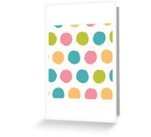 Pastel mood Greeting Card