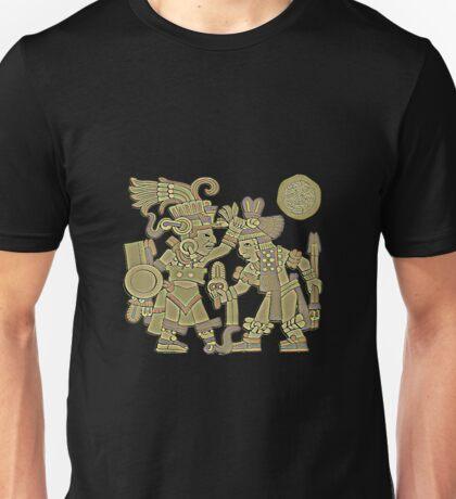 Aztec Carved Unisex T-Shirt