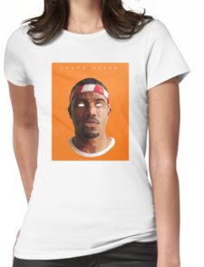 Frank Ocean Illustration Womens Fitted T-Shirt