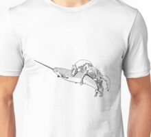 Creating a Unicorn - Horse and Narwal Unisex T-Shirt