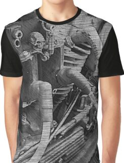 sketchMOTOR Graphic T-Shirt