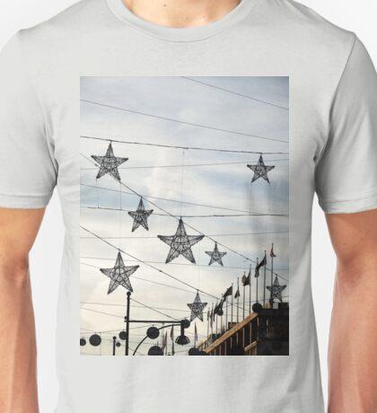 Stars On Oxford Street Unisex T-Shirt