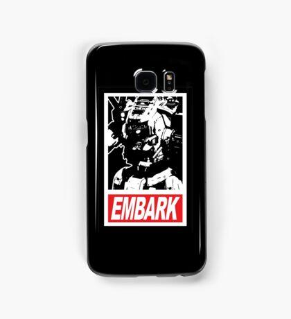 Embark, Pilot Samsung Galaxy Case/Skin