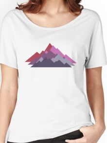 Painted Peaks Women's Relaxed Fit T-Shirt
