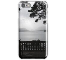 FRIARS CRAG iPhone Case/Skin