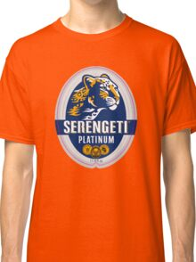 SERENGETI LAGER BEER Classic T-Shirt