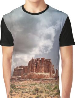 Red Rocks Country Graphic T-Shirt