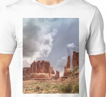 Red Rocks Country Unisex T-Shirt