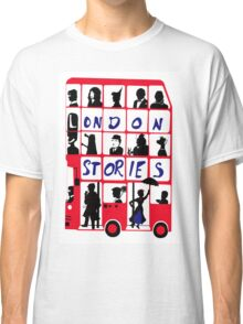 London Stories Classic T-Shirt