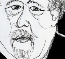 Self Portrait 2000 Sticker